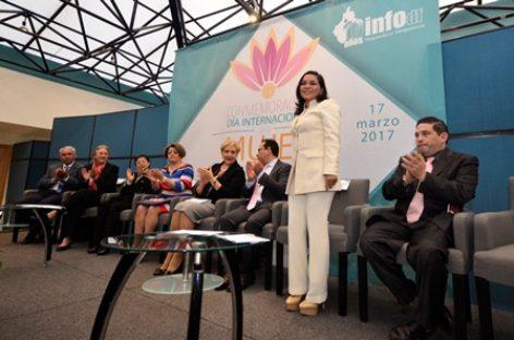 Avanzará México cuando las mujeres estemos en la toma de decisiones: Mojica Morga