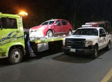 Arrestados 24 conductores en Operativo Alcoholímetro: SSPO