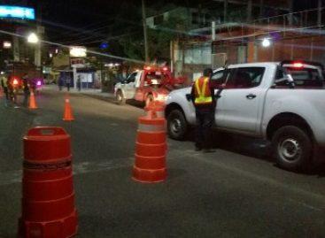 Arrestados 23 conductores durante operativo Alcoholímetro en Oaxaca