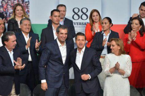 88 años del PRI y su gente exquisita