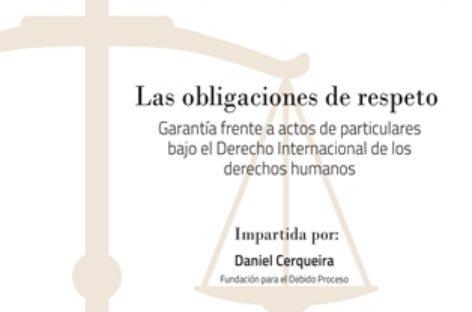 Promueve Defensoría respeto y garantía a los Derechos Humanos con conferencia internacional