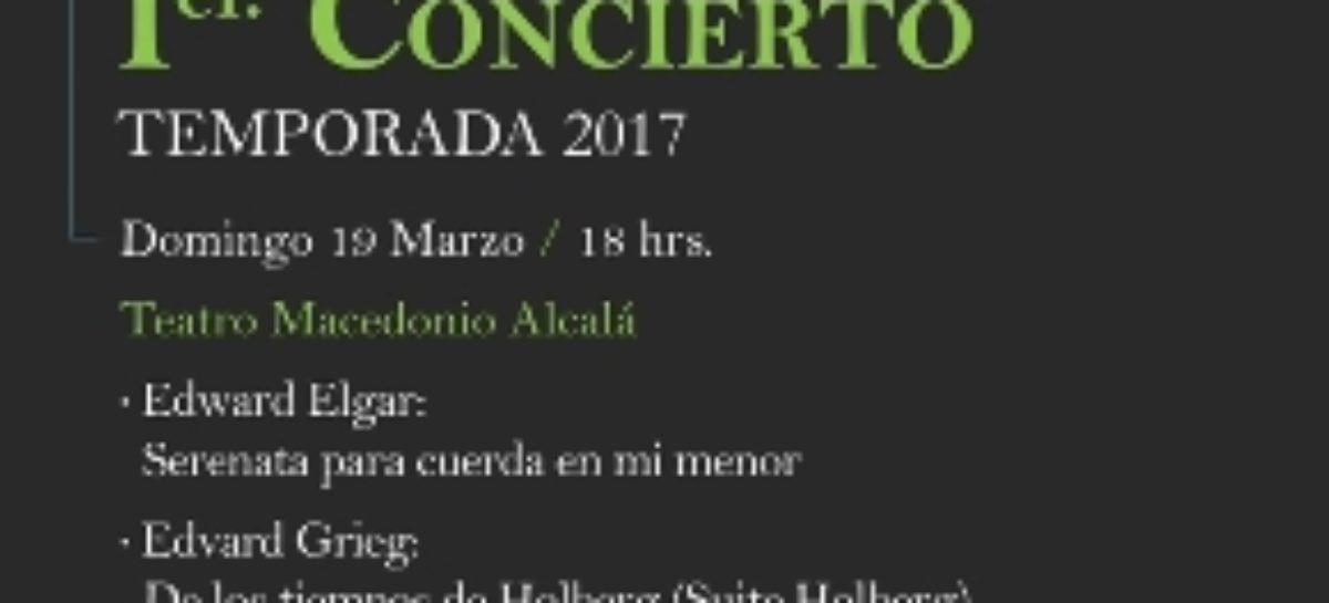 Comienza Orquesta Sinfónica de Oaxaca Temporada 2017