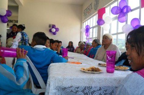 Abastece Diconsa 1,200 comedores comunitarios de Guerrero en beneficio de 130 mil familias