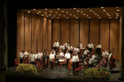 Con gran éxito, Orquesta Sinfónica de Oaxaca inicia temporada
