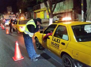 Arrestados 17 conductores en operativo Alcoholímetro en Valles Centrales y la Cuenca