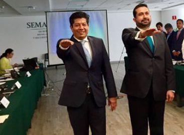 Asume Calvo Ziga presidencia suplente Sur Sureste de la ANAEE