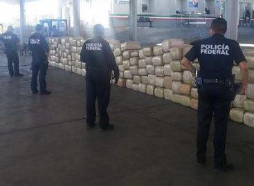 Con tecnología no intrusiva, detectan cerca de tres toneladas de marihuana en Sonora