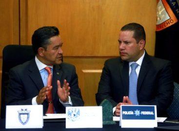 Firman convenio CNS-PF y Facultad de Derecho de la UNAM en materia editorial e investigación jurídica
