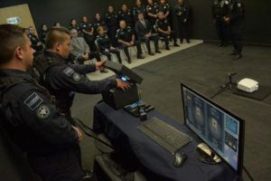 Este programa también contempla el adecuado uso de la fuerza.