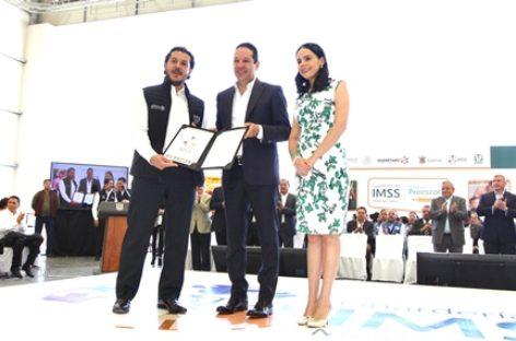 Destina IMSS más de mil 300 mdp para guarderías e infraestructura médica en Querétaro
