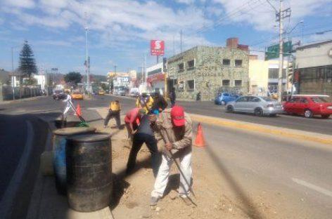 Concluye SAPAO ampliación de línea de agua potable en oriente y norte de Oaxaca