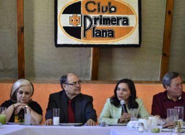 Urge definir ruta de propuestas para abatir grandes problemas que aquejan al país: Mojica Morga