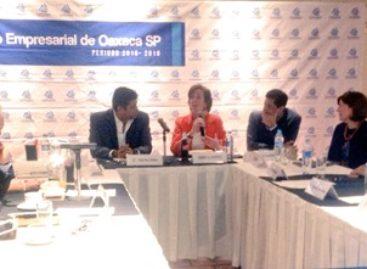 Analizan Coparmex Oaxaca y embajadora de EU en México temas relacionados al TLCAN