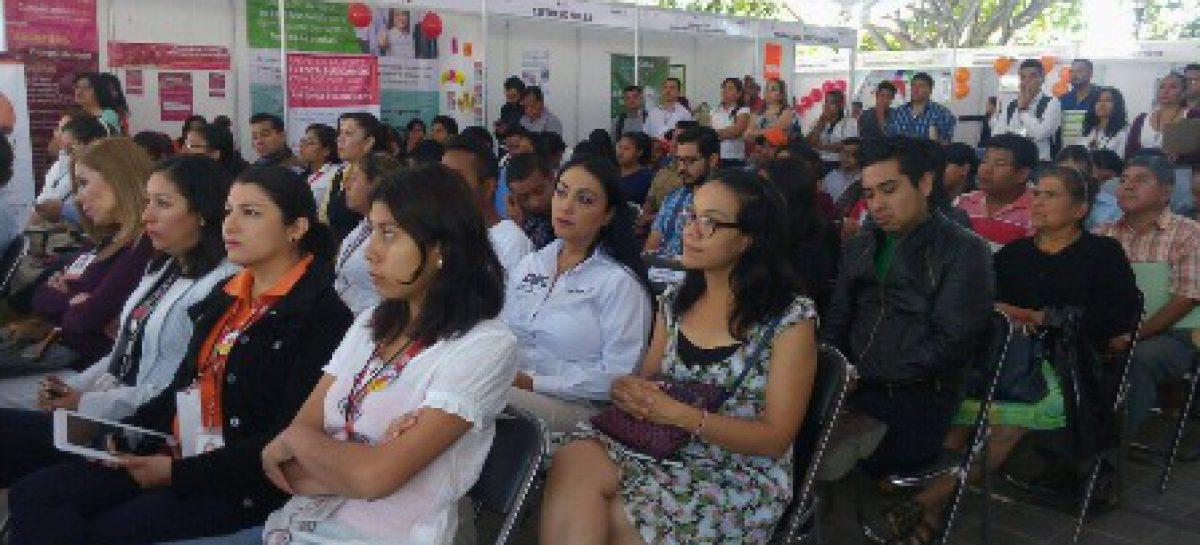 Más de 800 vacantes se ofertaron en la Quinta Feria Nacional del Empleo