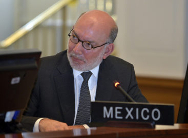 Externa México a la OEA y CIDH preocupación sobre migración y refugio por el gobierno de EU