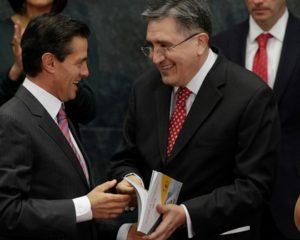 Ante Enrique Peña Nieto afirmó que 2016 no fue buen año para los derechos humanos.