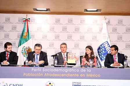 Afrodescendientes en México
