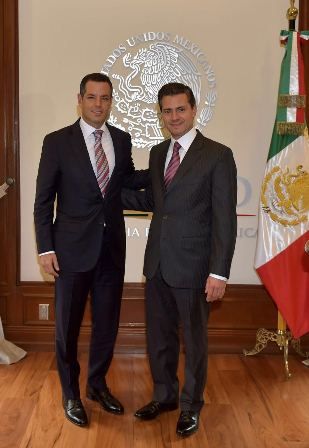 Alejandro Murat Hinojosa