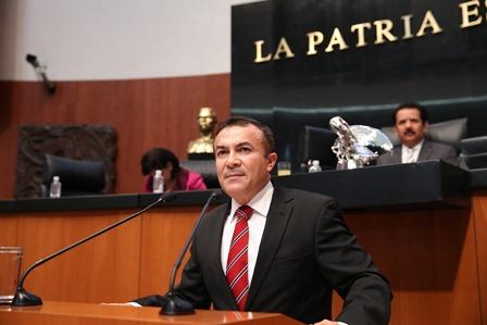Senador de la República del PRI