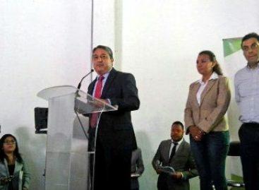 """Inauguran Segundo Congreso """"Retos al emprendimiento Oaxaca"""" en la UTVCO"""