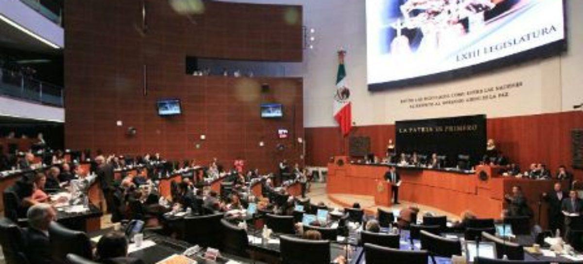 Exhorta Senado a integrar grupo para delinear mecanismo de gobernanza en litorales mexicanos