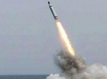 Condena México nuevo lanzamiento de misiles balísticos por parte de Corea del Norte