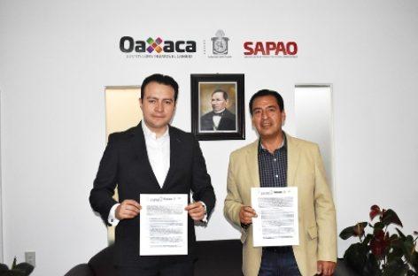 Moderniza SAPAO sistema de pago del servicio de agua potable