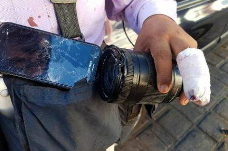 Otra agresión a periodista de Oaxaca