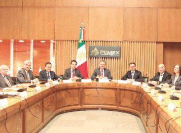 Nombra Consejo de Administración de PEMEX a Ignacio Aguilar como director de PEMEX Logística