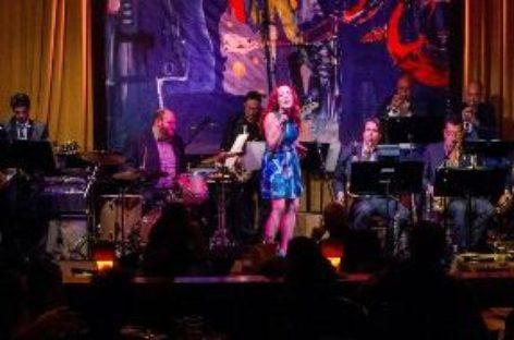 Tributo de Latin American Jazz Orchestra y Laura Dickinson a Frank Sinatra
