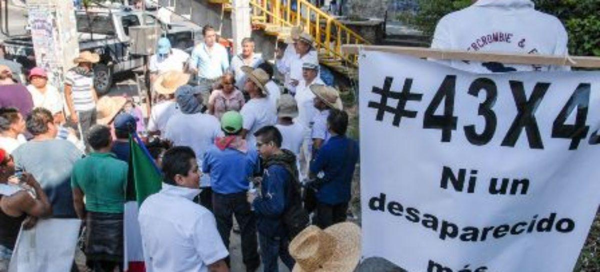 Seguimiento a las medidas cautelares en el caso de los 43 estudiantes normalistas desaparecidos