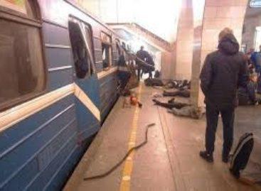 Condena presidente del Senado mexicano el ataque perpetrado en San Petersburgo