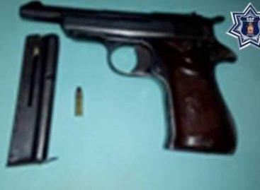 Dos detenidos en la Costa y el Istmo por portación de arma y robo: SSPO