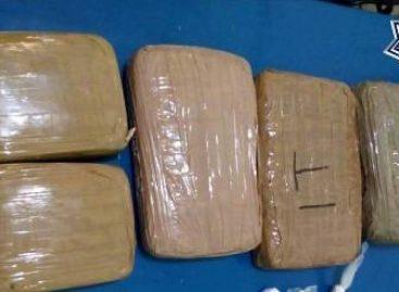 Localizan drogas en vehículo abandonado en San Juan Bautista Tuxtepec