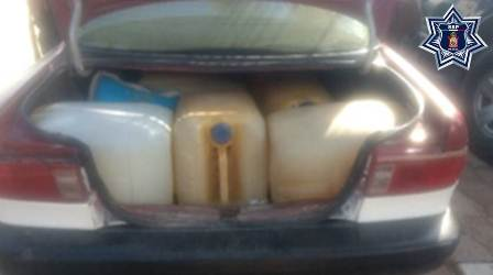 Transportaba hidrocarburo