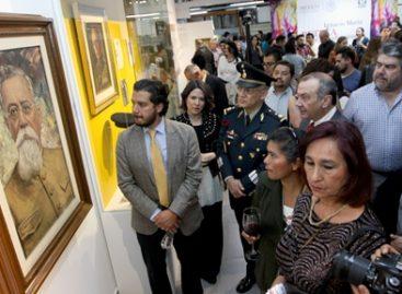 Expone IMSS obra artística del multifacético Ignacio María Beteta