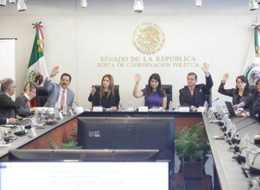 Publica Senado convocatoria para cubrir vacantes de magistrado electoral en la CDMX y Puebla