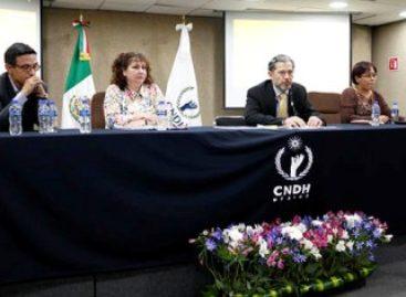 Convoca CNDH a erradicar rechazo, abusos y segregación hacia infantes con VIH