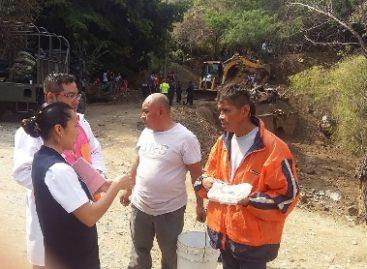 Activa Secretaría de Salud plan emergente por contingencia en Teotitlán de Flores Magón