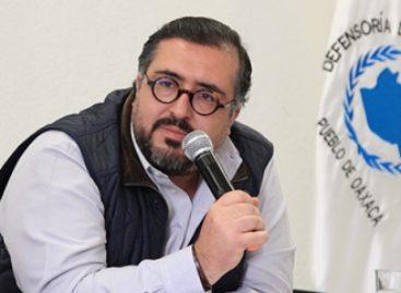 Continúan agresiones y hostigamiento a víctimas de Nochixtlán a 10 meses de la tragedia: Peimbert