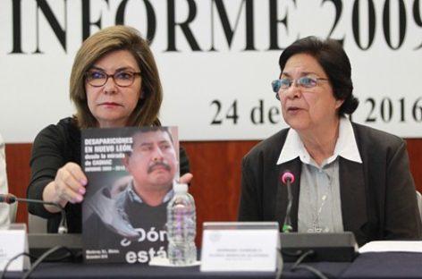 Trabaja Senado en el proyecto de la Ley General de Desaparición Forzada