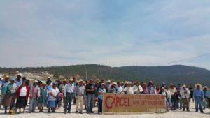 Advirtieron que si no atienden sus legítimos reclamos, saldrán hacia la ciudad de Oaxaca a manifestarse.