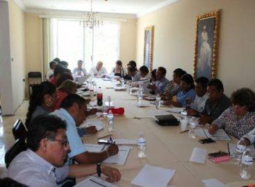 Instalan Gobierno de Oaxaca y Sindicato mesa de negociación de Pliego Petitorio 2017