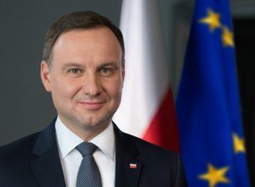 Realizará Andrzej Duda, presidente de la República de Polonia, visita de Estado a México