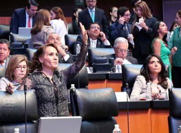 Elige Pleno del Senado de la República a los integrantes de la Comisión Permanente