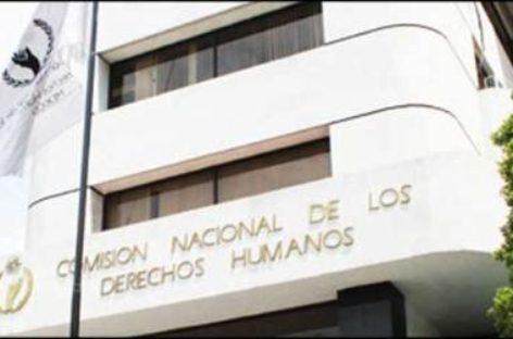 Emite CNDH Recomendación al gobernador de Michoacán por violencia escolar