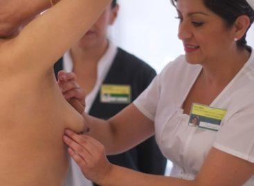 Quistes en las mamas no siempre representan riesgo para cáncer: IMSS