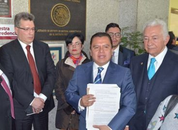 Avanzan amparos del gobierno CDMX contra gasolinazo: Granados Covarrubias