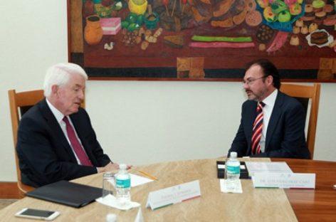 Acuerdan fortalecer comercio bilateral y agenda de competitividad de América del Norte