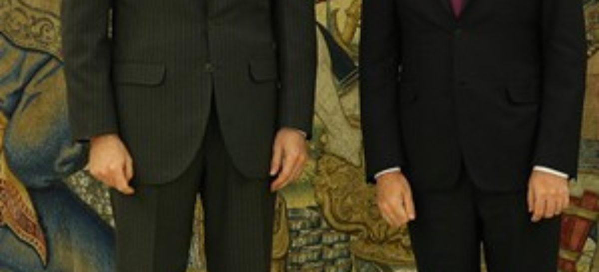 Destacan rey de España y canciller mexicano excelente momento de relación bilateral